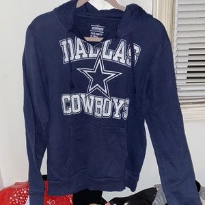 Dallas cowboys hoodie old navy small s